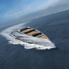 Super Yachts, Big Yachts, Yacht Design, Boat Design, Palmer Johnson Yachts, Fast Boats, Grant Park, Yacht Interior, Yacht Boat