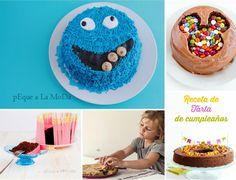 Tarta de cumpleaños para Mireia | petit-on.com