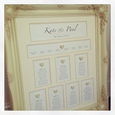 New Wedding Table Plan Mirror Seating Charts Ideas Wedding Frames, Wedding Cards, Diy Wedding, Wedding Ideas, Trendy Wedding, Cream Wedding, Glitter Wedding, Wedding Album, Autumn Wedding
