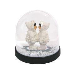 Schneekugel Eskimo