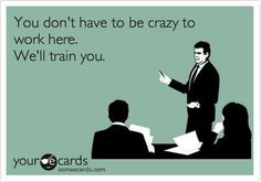 We're hiring sales professionals. You don't have to be crazy, .http://goo.gl/he5ncD  #recruiting #newton #hrtech