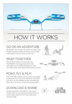FLYBi - First Drone with Virtual Reality Goggles Indiegogo