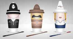 coffee cup design - Buscar con Google