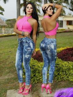 73b2af72b4 14 Best Hot Latina Jeans images