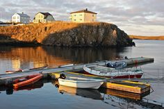 Harbor morning, Stykkisholmur Iceland