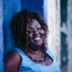 A cantora baiana Virginia Rodrigues interpreta de Villa-Lobos a Angela Ro-Ro: voz rara (Foto: Mario Cravo Neto / Divulgação)
