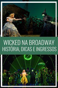 Musical, Broadway, Wicked, Nova York, New York, NYC, Estados Unidos, United States, viagem, viajar, Manhattan