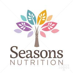 Seasons Nurtrition Tree | StockLogos.com