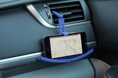 Taking a road trip + need some help navigating? The bsteady mount from @BholdDesign is a handy tool to keep you on route!