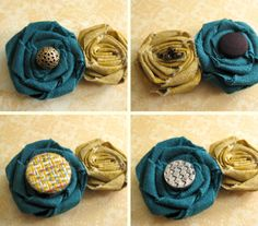 I can't wait to make these and add them to all the spring/summer dresses I'm making!