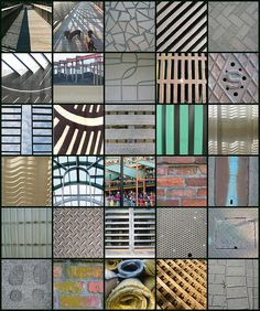 Lines and Patterns by Tobyotter, via Flickr