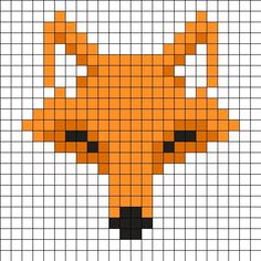 Kandi Patterns for Kandi Cuffs - Animals Pony Bead Patterns Pony Bead Patterns, Kandi Patterns, Perler Patterns, Beading Patterns, Knitting Charts, Knitting Stitches, Knitting Patterns, Beaded Cross Stitch, Cross Stitch Embroidery