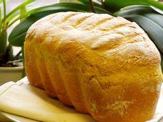 Nézzétek meg, milyen szép kenyeret sütöttem. Egyszerű recept, próbáljátok ki! Baguette, Bread, Food, Home, Brot, Essen, Baking, Meals, Breads