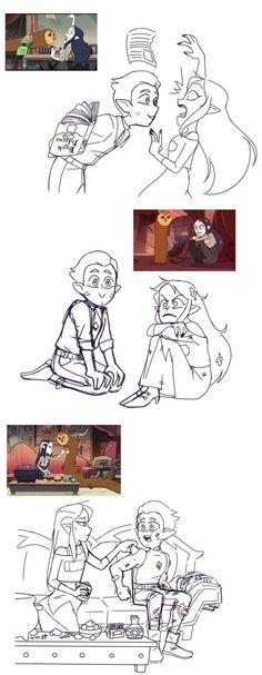 Character Art, Character Design, Funny Owls, Miraculous Ladybug Memes, Cartoon Crossovers, Anime Fnaf, Owl House, Disney Art, Cartoon Art