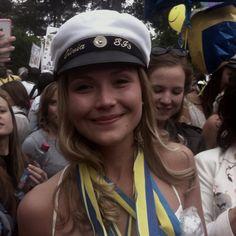 Summer in Sweden - graduation, Studenten