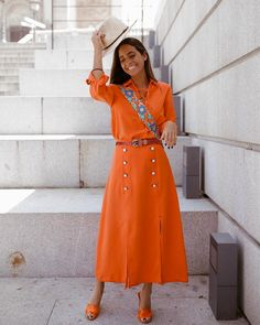 Wearing by P Jeanne Damas, Jeffrey Campbell, Spanish Girls, Mommy Style, Get Dressed, Casual Looks, Wrap Dress, Dresses For Work, Outfits