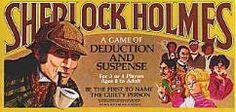 1980 Sherlock Holmes game Whitman