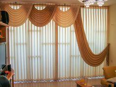 Пошив штор производится строго индивидуально, что позволяет создать в комнате неповторимую атмосферу, словно в чудесной сказке. #интерьер #дизайн #шторы #пошив_штор #дизайн_штор