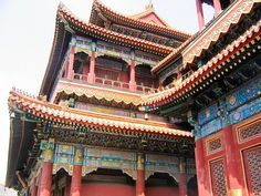Colorful - Yonghe Temple
