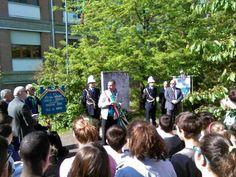 """21 Aprile: alla scuola Martiri di Cefalonia di via Pelicelli la commemorazione in ricordo dei caduti della """"Divisione Acqui"""" di Cefalonia e Corfù."""