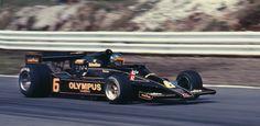 Ronnie Peterson (John Player Team Lotus), Lotus 79 - Ford-Cosworth DFV 3.0 V8, 1978 British Grand Prix, Brands Hatch