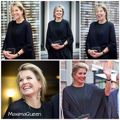 08-04-2014  Queen Maxima and King Willem-Alexander at the Kingsday Concert at the Philharmonie in Haarlem.