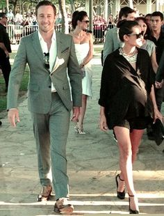 ♥♥♥♥♥ Alex O'Loughlin and Malia Jones - SOTB sept 2012