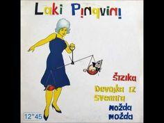 ▶ Laki Pingvini - Možda Možda (ver. 1983.)- YouTube