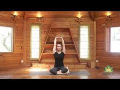 Clase completa de Yoga online- Ánclate a la tierra y crece - YouTube