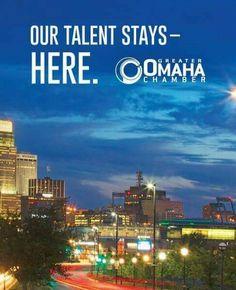 Beautiful Omaha, Nebraska