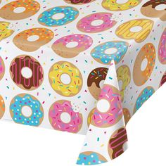 Donut Time Tablecover