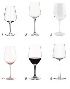The Best Basics: Good, Cheap Wineglasses | Apartment Therapy