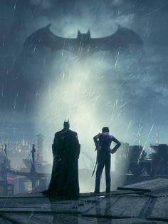 Batman x Joker. - Batman Art - Fashionable and trending Batman Art - Batman x Joker. Joker Batman, Batman Dark, Batman The Dark Knight, Joker And Harley, Spiderman, Gotham Batman, Batman Robin, Harley Quinn, Batman Arkham Knight Joker