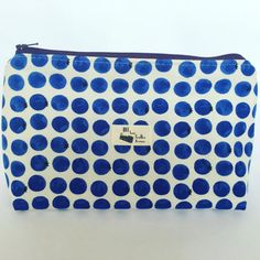 Off Your Trolley BLUE Collection - The Blueberry Makeup/Cosmetic/Accessory/Bag Organizer