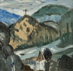 Andre Derain: Paysage Art Fauvisme, André Derain, Perspective Art, Vanishing Point, Henri Matisse, French Artists, Past, Paintings, World