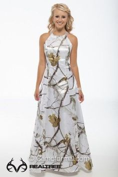 Quality halter white camo prom dresses 2019 camouflage wedding party gowns vestido de festa with free worldwide shipping on AliExpress Mobile Snow Camo Wedding, White Camo Wedding Dress, Camouflage Wedding Dresses, Camo Wedding Dresses, Camo Dress, Wedding Dresses Photos, Cheap Wedding Dress, Cowgirl Wedding, Dream Wedding