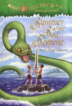 Jack and Annie are off on another mythical mission at the request of Merlin the magician. Luckily, they have a young sorcerer, Teddy, to help them. From underwater caves to a Spider Queen, from mystical selkies to a magical sword, this is a Magic Tree House adventure kids won't want to miss!