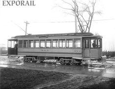 tramway Ontario  Montreal