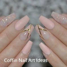 60 Stylish Nail Designs for Nail art is another huge fashion trend besides the stylish hairstyle, clothes and elegant makeup for women. Nowadays, there are many ways to have beautiful nails with bright colors, different patterns and styles. Wedding Nails For Bride, Bride Nails, Prom Nails, Glitter Wedding, Pink Wedding Nails, Wedding Guest Nail Art, Nails For Brides, Plum Wedding, Wedding Wall