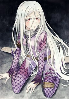 Shiro by kaminary  [deadman wonderland]