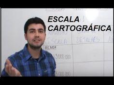 Escala Cartográfica - Vídeo Aula - YouTube