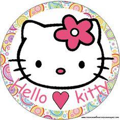 Imprimibles de Hello Kitty 27.