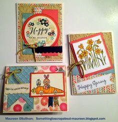 Spring Cards!