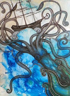 Leviathan by Lynnette Shelley