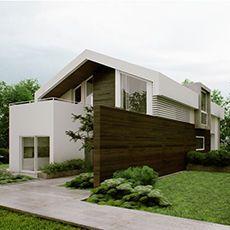 Villa contemporanea in provincia di Torino (TO)