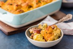 Cheese, Potato & Smoked Sausage Casserole