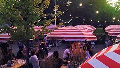 Parson's Chicken and Fish - Logan Square - Chicago's 7 Best Alfresco Spots via @PureWow