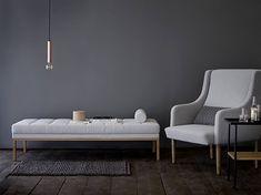 6. Velg enkle linjer på møblene