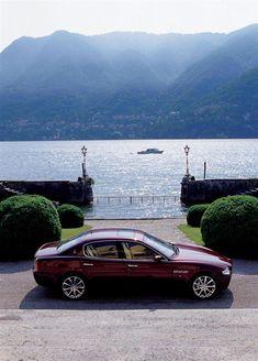 2008 Maserati Quattroporte Image