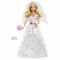 Barbie Princess Bride with Ring 2012  X1170 NEW | eBay